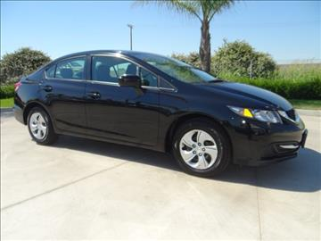 2014 Honda Civic for sale in Hanford, CA