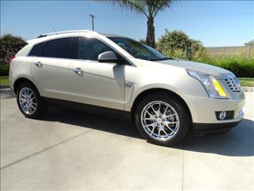2014 Cadillac SRX for sale in Hanford, CA