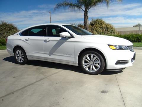 2018 Chevrolet Impala for sale in Hanford, CA