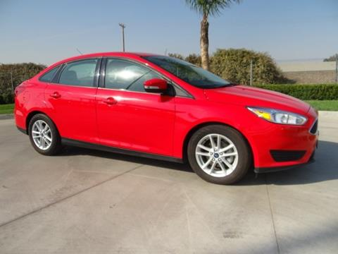 2016 Ford Focus for sale in Hanford, CA
