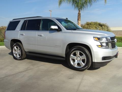 2015 Chevrolet Tahoe for sale in Hanford, CA