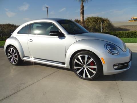 2012 Volkswagen Beetle for sale in Hanford, CA