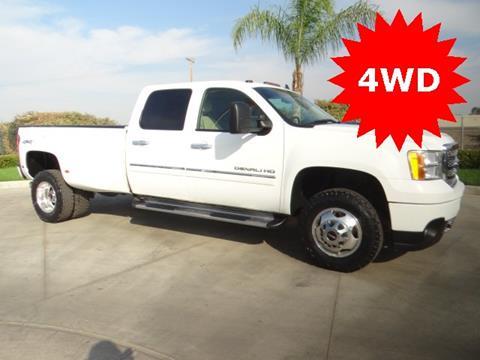 2013 GMC Sierra 3500HD for sale in Hanford, CA