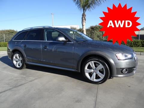 2015 Audi Allroad for sale in Hanford, CA