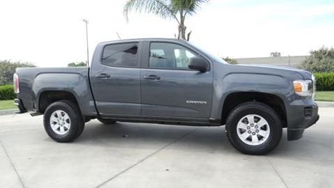 2016 GMC Canyon for sale in Hanford, CA