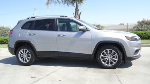 2019 Jeep Cherokee for sale in Hanford, CA