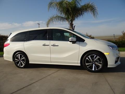 2018 Honda Odyssey for sale in Hanford, CA