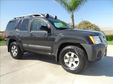 2012 Nissan Xterra for sale in Hanford, CA