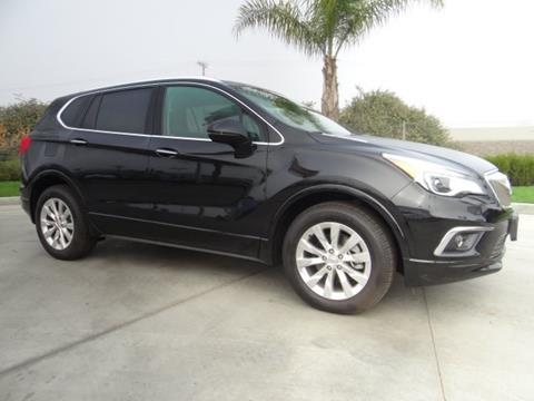 2017 Buick Envision for sale in Hanford, CA