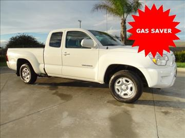 2012 Toyota Tacoma for sale in Hanford, CA