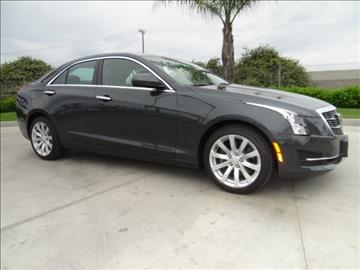 2017 Cadillac ATS for sale in Hanford, CA