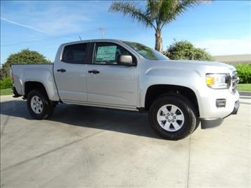 2017 GMC Canyon for sale in Hanford, CA