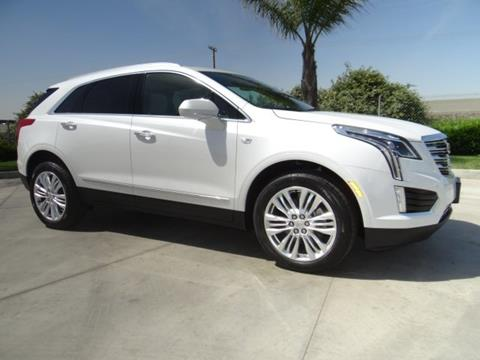 2017 Cadillac XT5 for sale in Hanford, CA