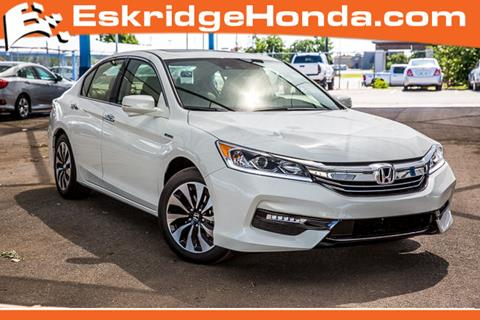 2017 Honda Accord Hybrid for sale in Oklahoma City, OK