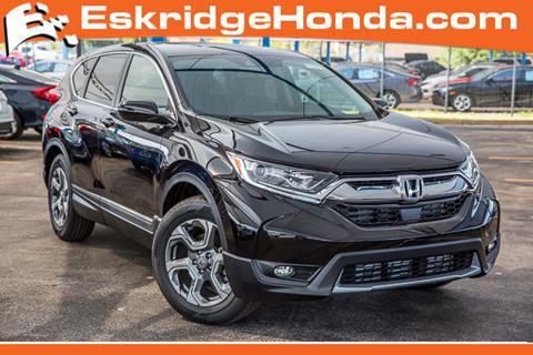 2017 Honda CR-V for sale in Oklahoma City, OK