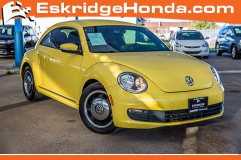 2012 Volkswagen Beetle for sale in Oklahoma City, OK