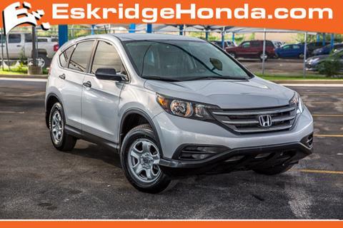 2014 Honda CR-V for sale in Oklahoma City, OK