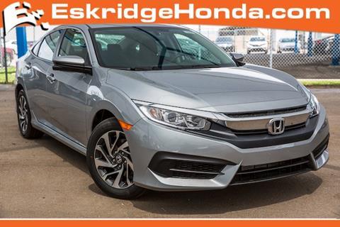 2017 Honda Civic for sale in Oklahoma City, OK