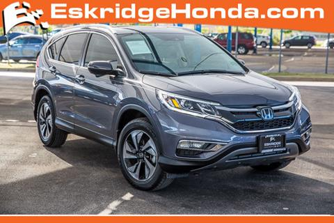 2015 Honda CR-V for sale in Oklahoma City, OK