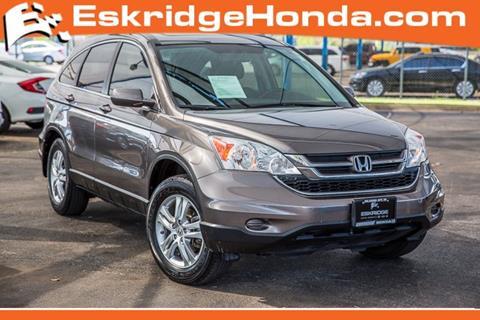 2010 Honda CR-V for sale in Oklahoma City, OK