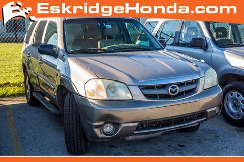 2002 Mazda Tribute for sale in Oklahoma City, OK