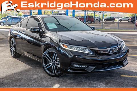 2016 Honda Accord for sale in Oklahoma City, OK