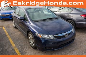 2009 Honda Civic for sale in Oklahoma City, OK