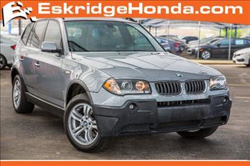 2004 BMW X3 for sale in Oklahoma City, OK