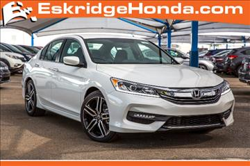 2017 Honda Accord for sale in Oklahoma City, OK