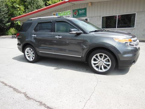 2015 Ford Explorer for sale in Carthage, TN