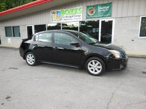 2012 Nissan Sentra for sale in Carthage, TN