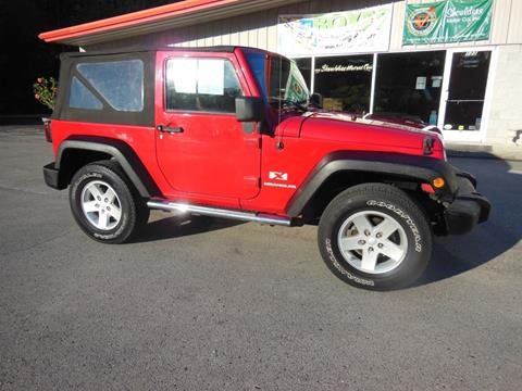 2008 Jeep Wrangler for sale in Carthage, TN