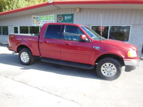2002 Ford F-150 for sale in Carthage, TN