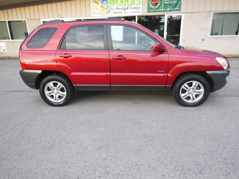 2005 Kia Sportage for sale in Carthage, TN