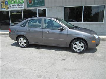 2007 Ford Focus for sale in Carthage, TN