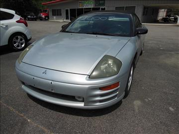 2002 Mitsubishi Eclipse Spyder for sale in Carthage, TN
