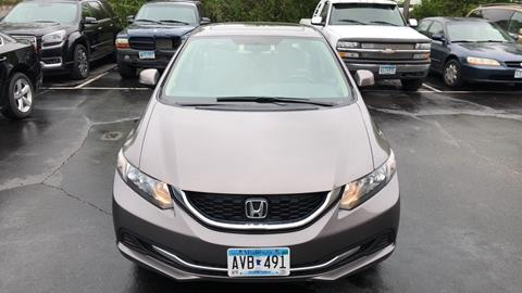 2013 Honda Civic for sale in Fridley, MN
