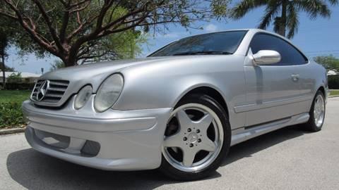 2000 Mercedes-Benz CLK for sale in Pompano Beach, FL