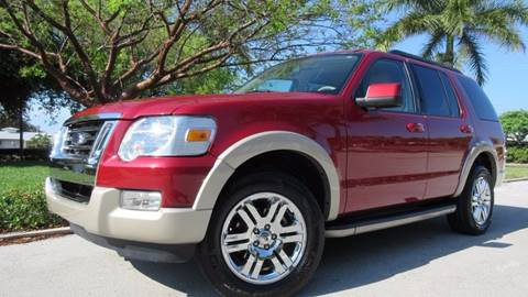 2009 Ford Explorer for sale at DS Motors in Boca Raton FL