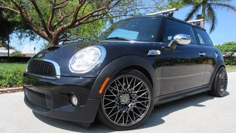 2009 MINI Cooper for sale at DS Motors in Boca Raton FL