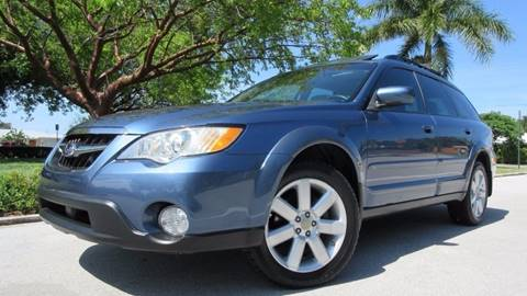 2008 Subaru Outback for sale at DS Motors in Boca Raton FL