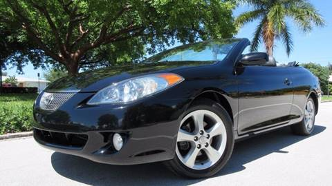 2005 Toyota Camry Solara for sale at DS Motors in Boca Raton FL