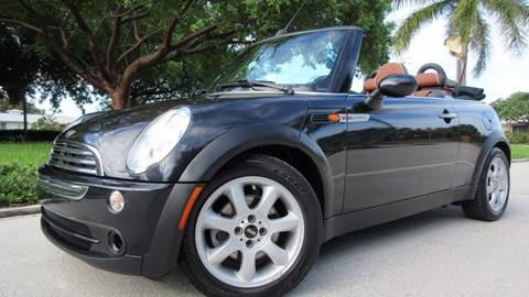 2008 MINI Cooper for sale at DS Motors in Boca Raton FL