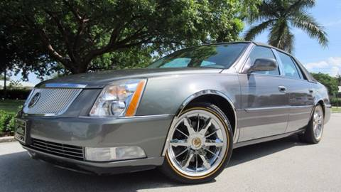 2006 Cadillac DTS for sale at DS Motors in Boca Raton FL