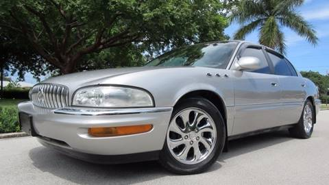 2004 Buick Park Avenue for sale at DS Motors in Boca Raton FL