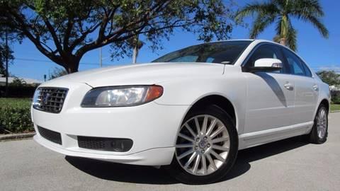 2007 Volvo S80 for sale at DS Motors in Boca Raton FL