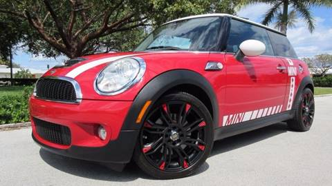 2010 MINI Cooper for sale at DS Motors in Boca Raton FL