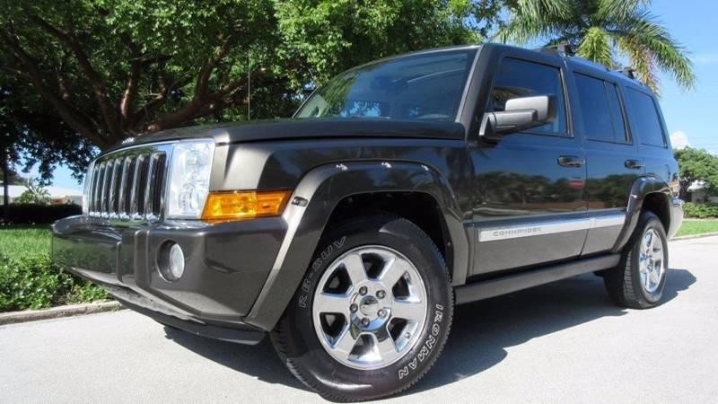 2006 Jeep Commander for sale at DS Motors in Boca Raton FL