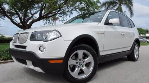 2007 BMW X3 for sale at DS Motors in Boca Raton FL