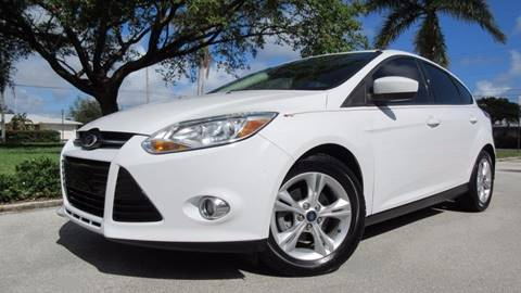 2012 Ford Focus for sale at DS Motors in Boca Raton FL